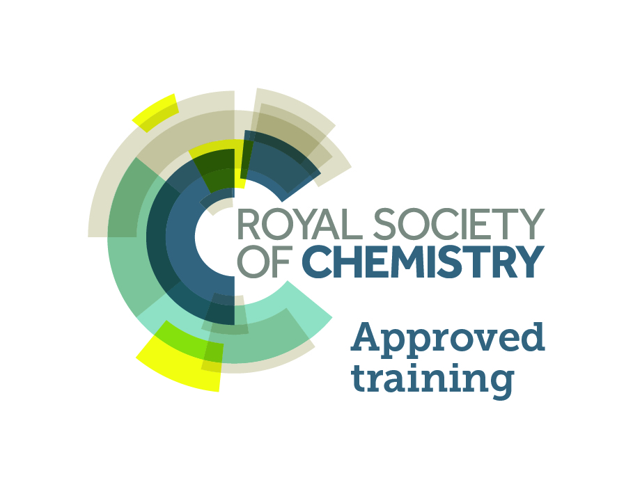 Course Approved by the Royal Society of Chemistry